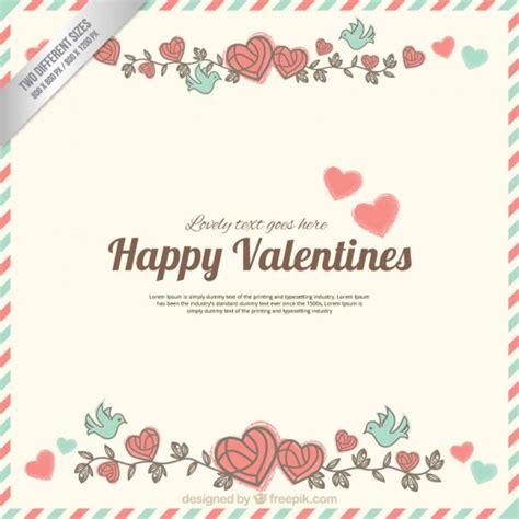 lettere di san valentino per carino felice lettera di san valentino scaricare vettori