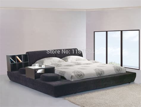 luxury bed frames online get cheap modern king bed frame aliexpress com