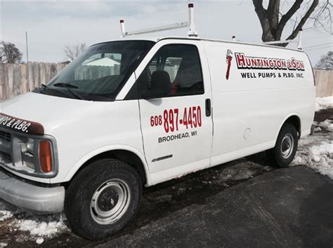 Huntington & Son Plumbing & Well Pumps   Plumbing Or Related Services   Brodhead, WI