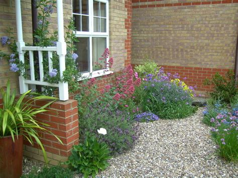 Gravel Front Garden Landscaping Front Garden Ideas Cheap