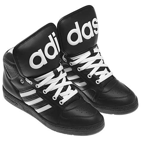 adidas basketball shoes black and white adidas instinct hi basketball shoes black