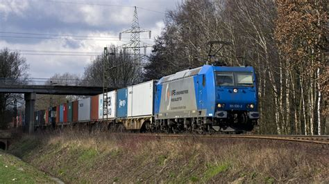 container winsen rolling thunder in winsen