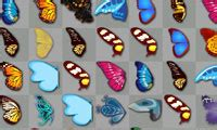 Butterfly kyodai play free online games at games co uk