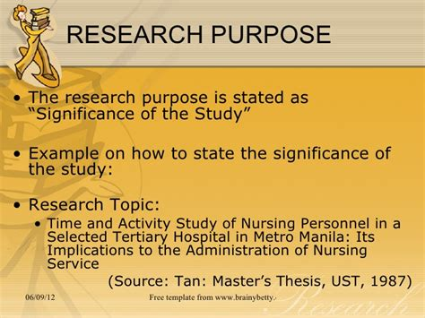 significance of the study in research paper significance of the study in research paper exle 28