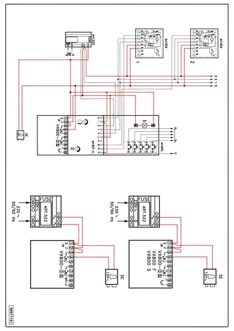 videx 800 series wiring diagrams inside fermax intercom