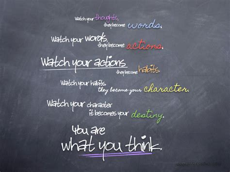 You Are What You Think by You Are What You Think Thinking Healthy And Fit Live