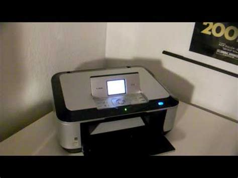 resetter canon e560 canon pixma mp640 all in one printer review part 2