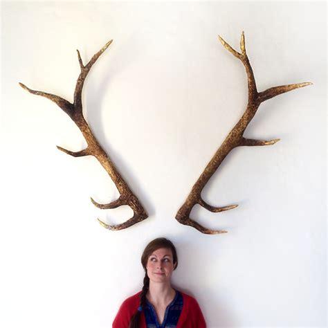 deer antlers diy how to make deer antlers my diy deer antlers