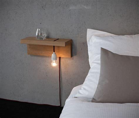 Table De Nuit Etagere by Installer Une Table De Nuit Suspendue Pr 232 S De Lit