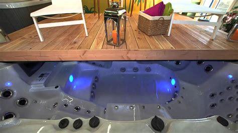 outdoor whirlpool selber bauen elektrische abdeckung