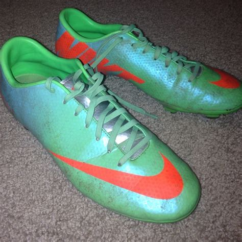 used football shoes 83 nike shoes used nike mercurial soccer cleats