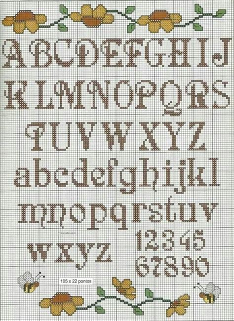 cross stitch pattern maker online letters 1042 best crafts letters school cross stitch images on