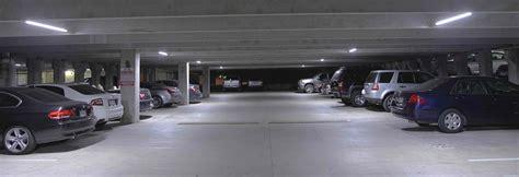 interior car light laws led lighting for parking garages improving safety and