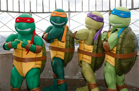 Mutant Turtles L by Michelangelo Photos Photos Mutant Turtles