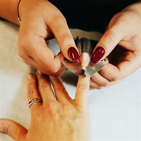 Chablon Ongle beaut 233 j ai test 233 les ongles au chablon blogueuse mode