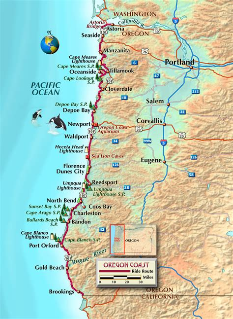 Of Oregon Search Images Of Lighthouses Of California And Oregon Search Results Global News Ini Berita