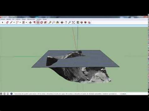 tutorial sketchup google earth traspasar terrenos de google earth a skechup tutorial