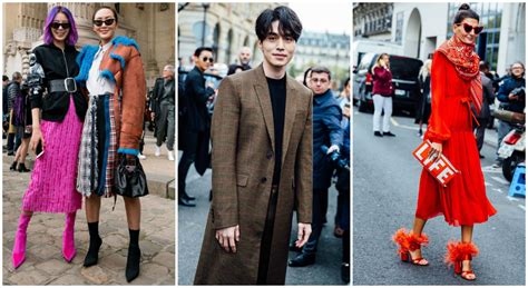 mens lifestyles news entertainment style women the best street style looks from paris fashion week spring