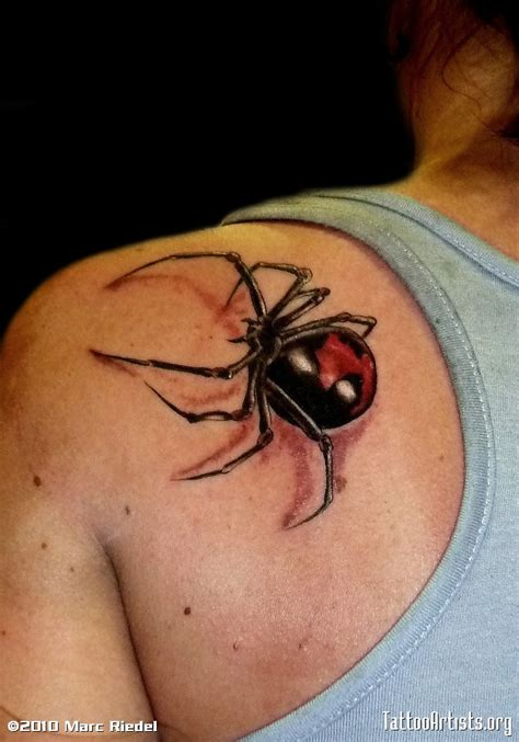 black widow tattoo black widow artists org