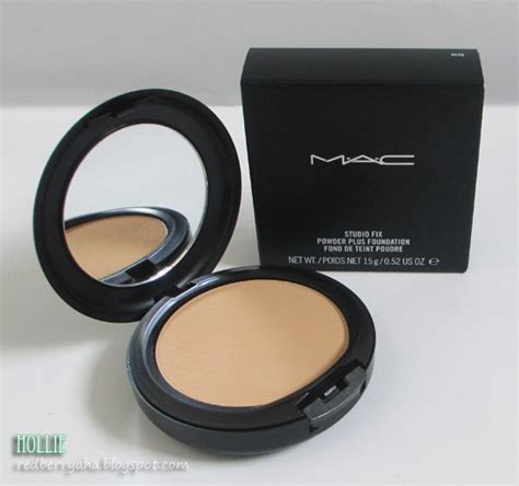 Mac Powder Foundation random by hollie mac studio fix powder plus