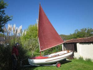 keyhaven scow for sale keyhaven scow with road and launching posot class
