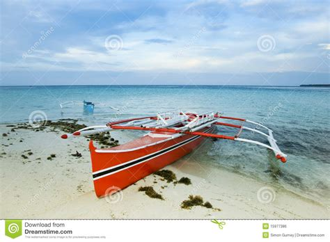 price of fishing boat in the philippines beach banka outrigger fishing boat philippines stock photo