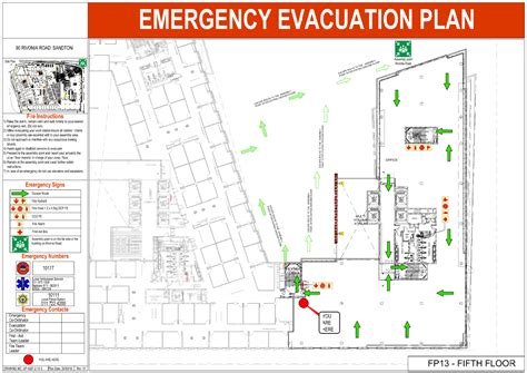 100 emergency exit floor plan template 100 floor collection of patent us7634156 system and method