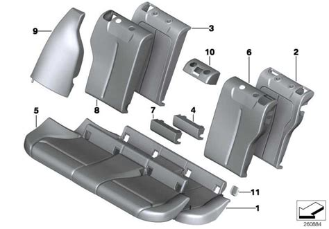 Bmw 1er Cabrio Isofix by Blende Isofix Schwarz 1er 3er 52207319686 Leebmann24 De
