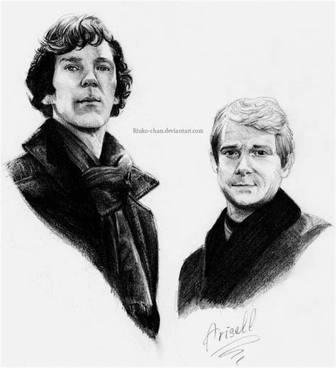 Detectives And Doctors 2014 the doctor and the detective by riuko chan on deviantart