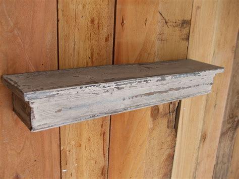 buy a handmade floating white shelf wall shelf