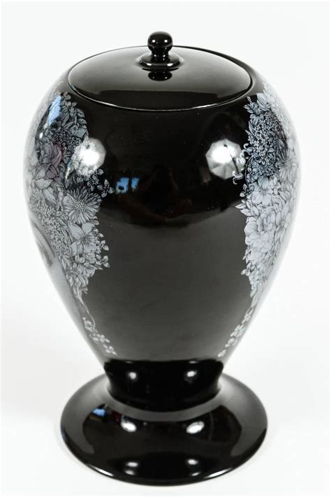 Vase With Lid stunning vase with lid by fornasetti by bitossi at 1stdibs