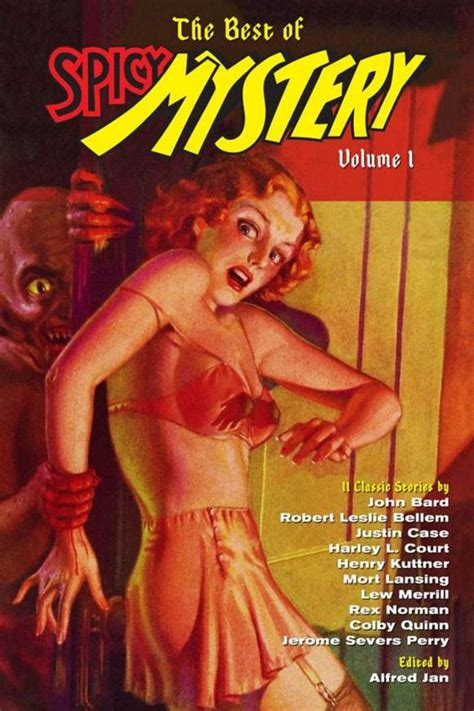 a strange and mystifying story vol 1 books the sf site featured review the best of spicy mystery