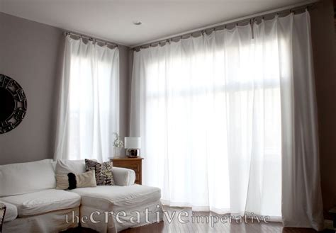 inexpensive long curtains 25 best ideas about extra long curtains on pinterest