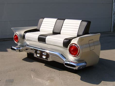 cars couch classic car furniture classic couches car couches made