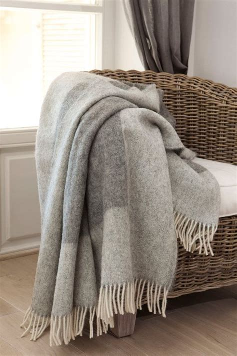 grey throws for sofas 25 best ideas about wool blanket on pinterest woven