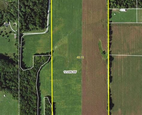 Tippecanoe County Property Sales Records 40 Acre Farm For Sale Tippecanoe County Indiana Lafayette Real Estate