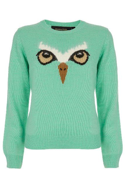 Topshops Owl by Gossip News Photos And
