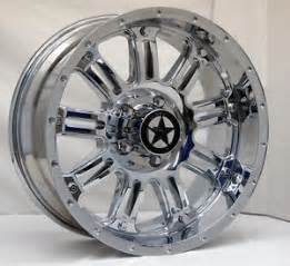 20 Inch Chrome Truck Wheels Lonestar 034 489 034 Chrome Wheels 20 Inch Dodge Truck Ram
