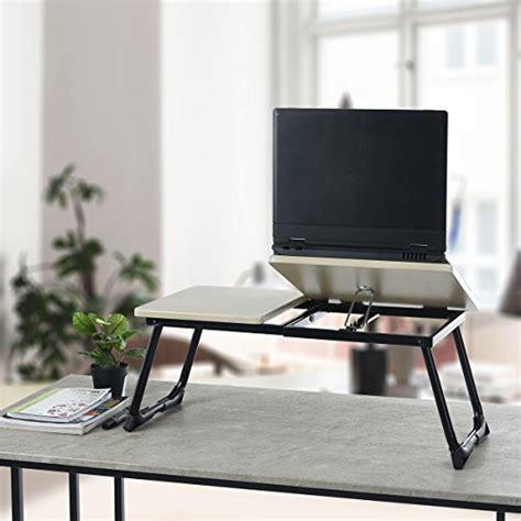 Large Laptop Desk Greenforest Laptop Desk Stand Folding Large Size Mdf Desk Import It All