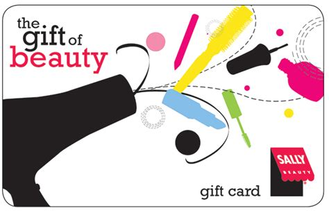 sally beauty gift cards - Sally Beauty Gift Card Balance