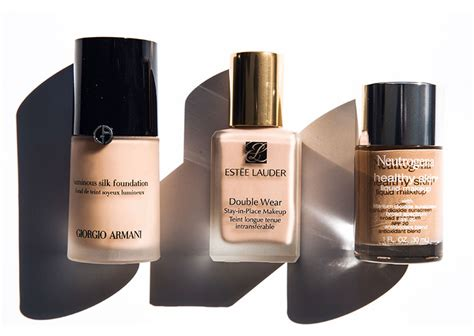 Best Foundation by The Best Foundation For Every Skin Type Simply Sona