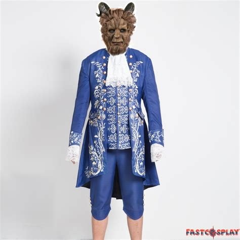 and the beast costume 2017 and the beast prince costume