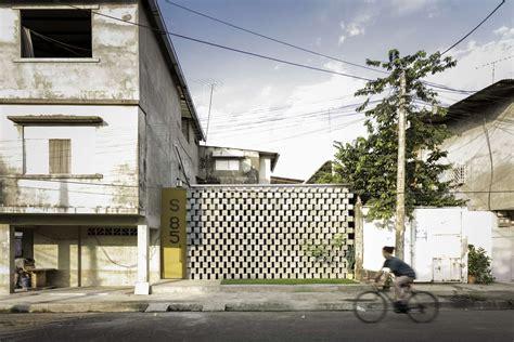 la casa entre los 8401019214 la casa entre bloques simple dise 241 o de interior y planos mundo fachadas