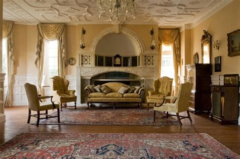 beautiful Farmhouse Interior Color Schemes #1: victorian-era-interior-paint-colors.jpg