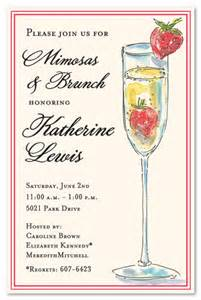 mimosa brunch invitations wedding brunch invitations unique mimosa strawberry