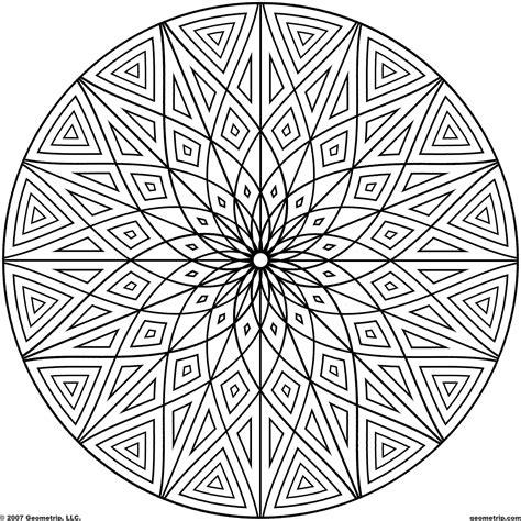 printable geometric patterns geometripcom