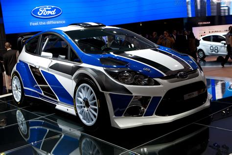 ford fiesta rs wrc images specifications  information