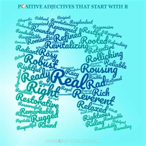 5 Letter Words Adjectives 50 best positive adjectives positive descriptive words