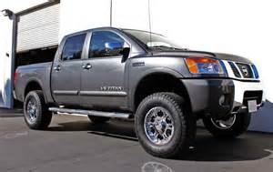 Lift Kit For Nissan Titan 2004 15 Nissan Titan 2wd 6 5 Quot Lift Kit W Maxtrac Shocks
