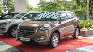 Tucson Hyundai Malaysia All New Hyundai Tucson Arrives In Malaysia Priced From
